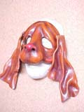 Il Cane - commedia mask by Newman