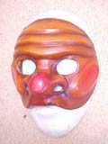 Bagatino - commedia mask by Newman