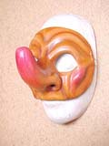 Zanni - commedia mask by Newman